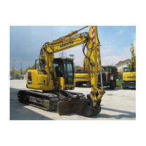 Crawler Excavator PC138US-8 2007