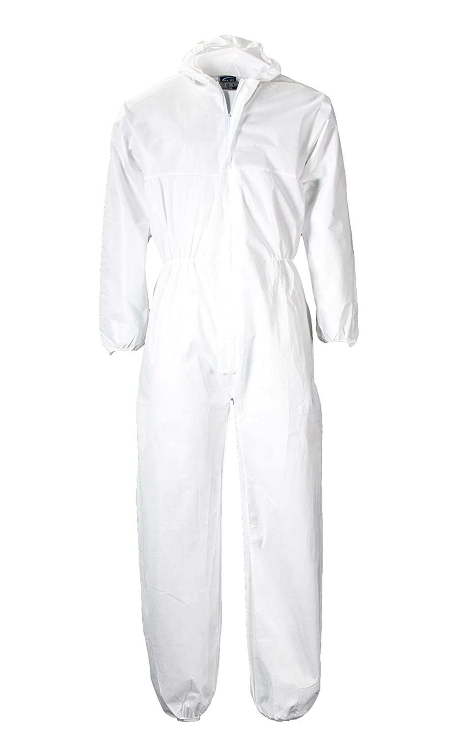 Disposable Safety Work Wear White Small