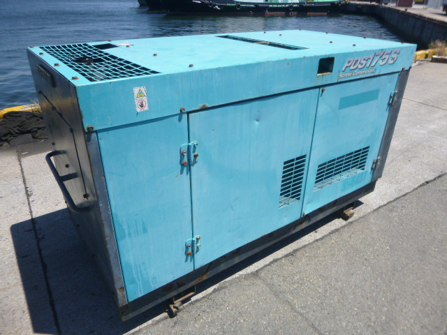 Airman PDS175S Air Compressor 2003